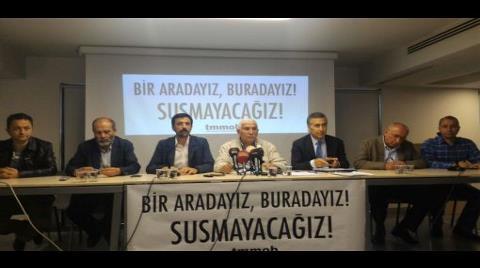 """""""Tahliye İşlemini Gezi'nin 3. Yılına Tesadüf Ettirmişler"""""""