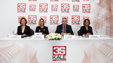 3S Kale, Türkiye'nin Enerjisini Karşılamaya Talip