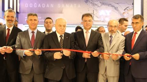 Yurtbay'dan Türkiye'nin En Büyük Seramik Showroom'u