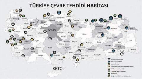 """""""Türkiye'nin Doğası Talan Ekonomisine Teslim"""""""
