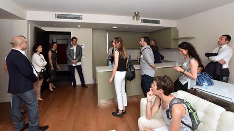 ULI Türkiye, Teknik Geziler'in İlkini Bomonti'de Gerçekleştirdi