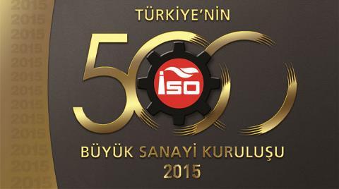 Türkiye'nin En Büyüğü Sanayi Şirketleri Açıklandı