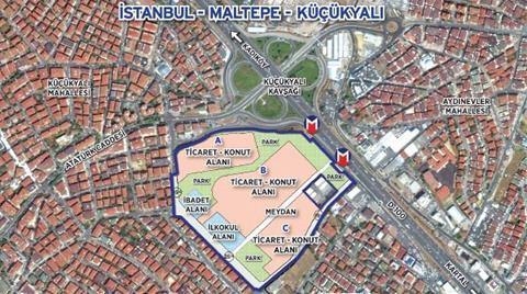 Maltepe'deki Arsaya Rekor Teklif Geldi