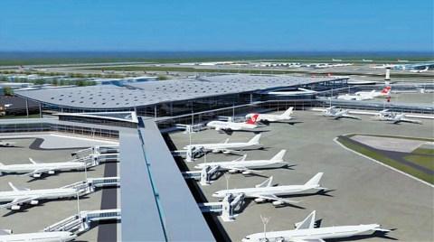 Denize Yapılacak Rize-Artvin Havalimanı için Kritik Adım