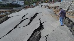 Ankara'da Çöken Yola Belediye'den Açıklama Geldi