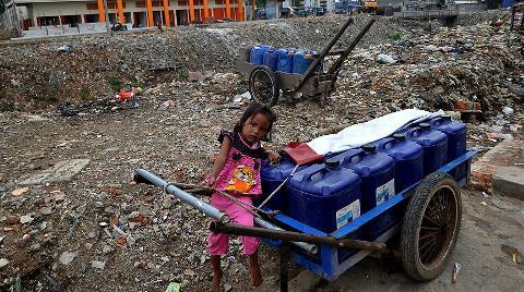 1,8 Milyar İnsan Temiz Sudan Yoksun