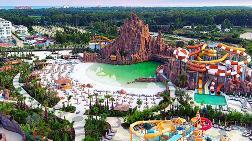 Antalya'ya 1.5 Milyar Liralık Yerli Disneyland Yapacak