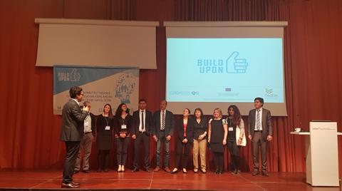 Avrupa'nın En Geniş Çaplı Bina Renovasyonu Projesi Son Hızla Devam Ediyor