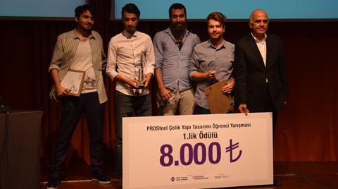 PROSteel'in 16. Yılının Kazananları Belli Oldu