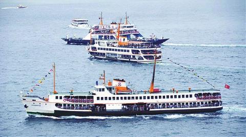 Deniz Hattını Marmaray Kesti