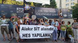 """""""Alakır SİT Alanıdır, HES Yapılamaz"""""""