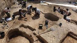 Hatay'daki Alalakh Höyüğü'nde 3500 Yıllık Tapınak Ortaya Çıktı
