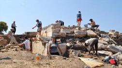 Antalya'da Arkeolojik Kazılar Temmuzda Başlıyor
