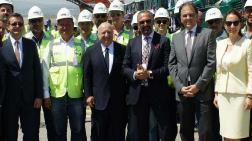TAV Gürcistan'da Yeni Terminal Temelini Attı