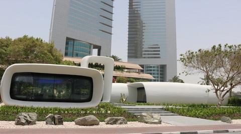 ABB Dünyanın İlk 3D Baskı Ofisini Tanıtıyor