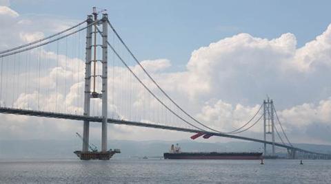 Osmangazi Köprüsü'nün Geçiş Ücreti Belli Oldu