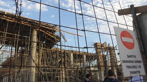 İş Güvenliği Önlemi Almayana Her Ay 18 Bin Lira Ceza