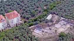 Bursa'da Üstüne AVM Yapılan Antik Kent Gün Yüzüne Çıkıyor