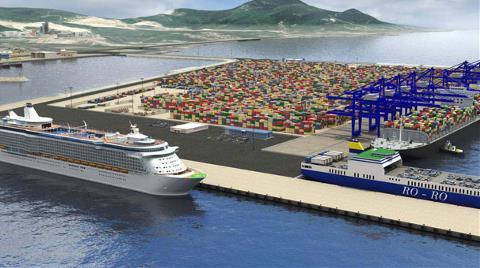Karadeniz'in En Büyük Limanı Ordu'ya Kurulacak