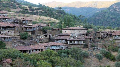 İzmir'in Hayalet Köyündeki Yapılar Tescillendi