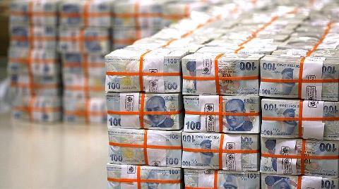 Hazine Piyasaya 4,8 Milyar Lira Borçlandı
