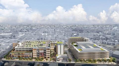 Geleceğin Şehri İnşa Ediliyor