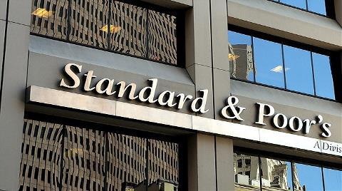 S&P, Türkiye'nin Notunu Düşürdü