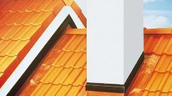 Çatılarda Baca ve Duvar Dibi izolasyonuna Çözüm: Braas Yakaflex