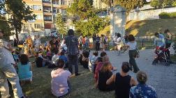 Ihlamur Parkı'nda Gelişme: Gecekondudan Tarihi Sarnıç Çıktı