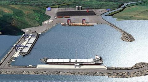 Filyos Limanı İnşası Başlıyor