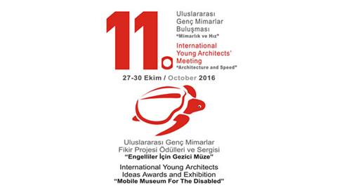 """Uluslararası Genç Mimarlar Fikir Projesi Ödülleri """"Engelliler için Gezici Müze"""""""