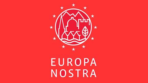 Europa Nostra Ödülleri 2017 Başvuruya Açıldı