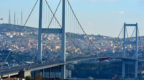 Boğaziçi Köprüsü'nün İsmi Değişti