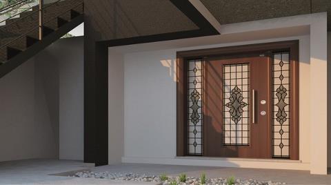 Sur Çelik Kapı'dan Glasscom ve Otantika Serisi