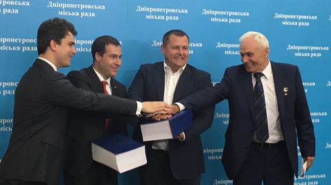 Ukrayna'daki Metro İhalesini Limak Kazandı