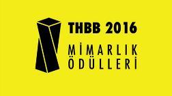 THBB 2016 Mimarlık Ödülleri