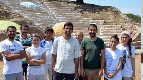 İşte 2 Bin 800 Yıllık Roma Gümrük Merkezi