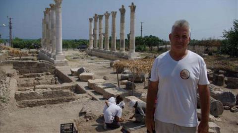 2600 Yıllık Tapınak Bulundu