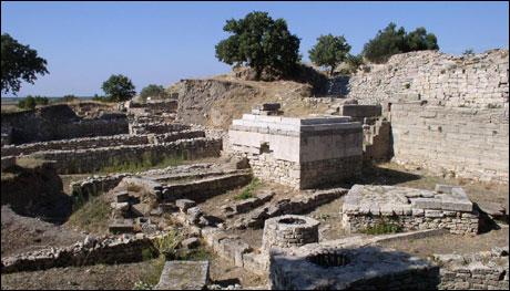 Troya'da Taş Ocakları İstilası