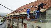 Çatıdaki Anten, Su Deposu Hayati Risk Yaratıyor