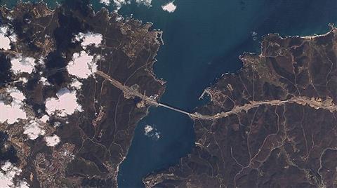 3. Köprünün Yarattığı Doğa Tahribatı Görüntüledi