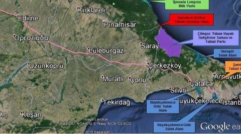 Türkiye Avrupa'ya Hızlı Tren ile Bağlanacak