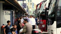 Büyük İstanbul Otogarı'nın Tahliyesi İstendi