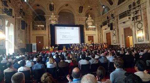 Dünya Ahşap Mühendisliği Kongresi Viyana'da Başladı