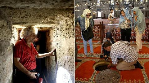 Süleymaniye'nin Dehlizleri Keşfedilmeyi Bekliyor