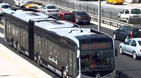 Şirinevler Metrobüs İstasyonunda Trafik Düzenlemesi