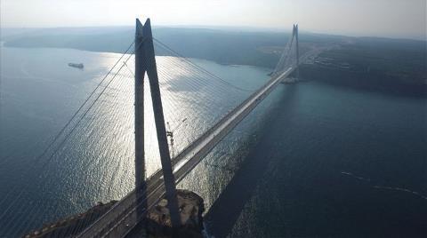 3'üncü Köprü Güzergahı İmara Açılmayacak