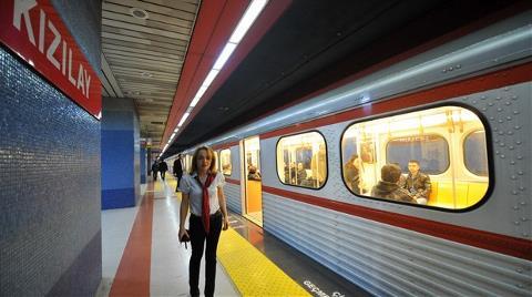 Efsane Metro Hattı Resmen Açılıyor