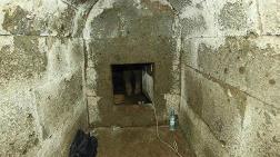 'Tesadüfen' Helenistik Döneme Ait Mezar Odası Bulundu