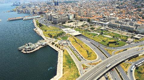 İstanbul'a Yakınlaşan İzmir'de İnşaat Atağa Geçti